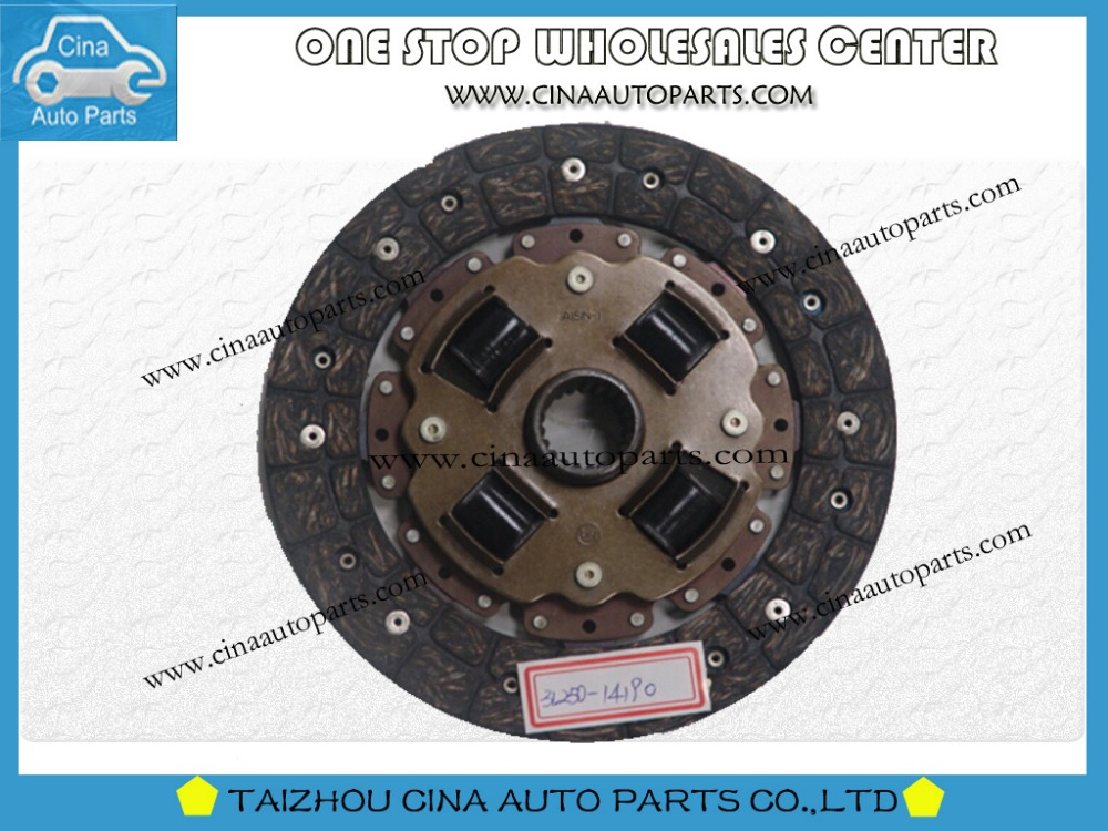 Whosale price Auto clutch disc/ clutch plate for suzuki geely greatwall dongfeng jac jmc foton zotye gonow clutch plate