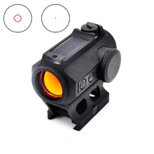 STY-20D Anti raspe 1X20 Multi Ponto Sistema de Painel Solar Energia Solar Red Dot sight para grande calibre