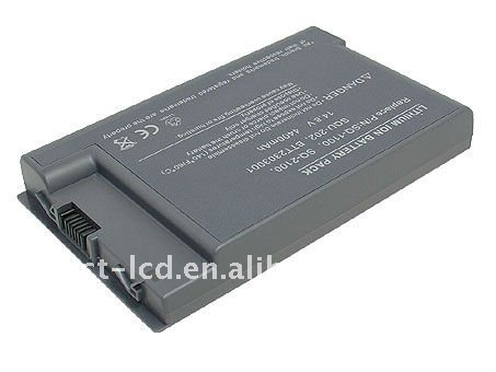 good quality laptop battery fit for Acer Quanta Z500