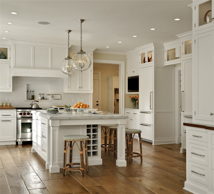 Kitchen Cabinets Order Online: Solid Wood Kitchen Furniture Factory,White Kitchen Cabinet