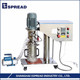 Top Quality Assured ESFSM Series Lab Vacuum High Speed Dissolver with heating system