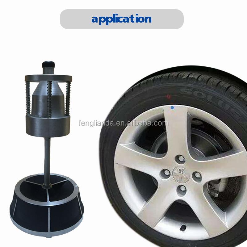 Car Manual Portable Bubble Tire Balancers