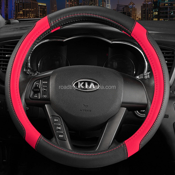 Design Your Leather Steering Wheel Cover For All Types Of Car