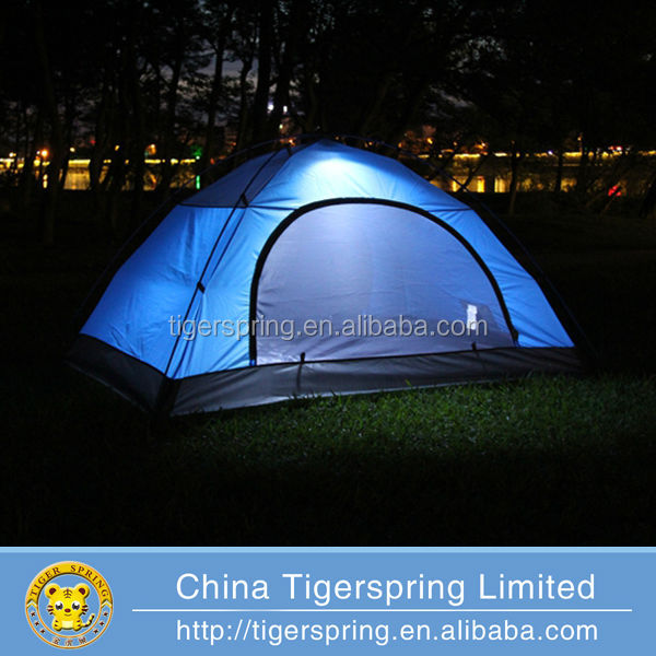 Double layers 4 seasons camping tents
