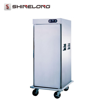Kitchen Equipment Wholesale Electric Mobile Food warmer carts