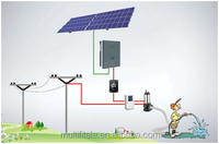 solar water pump pumping generator irrigation system