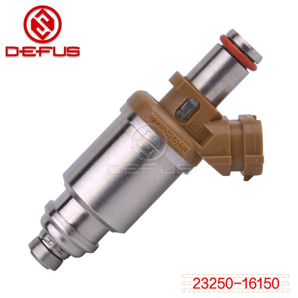 4pcs Fuel Injector 23250-16150 for Toyota Corolla Carina AT190 Corona Levin