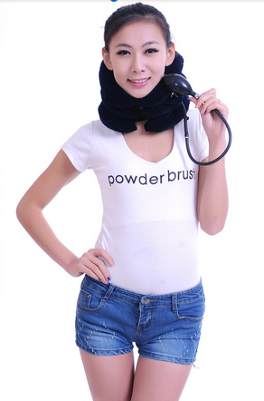 cervical collars for people haozheng fashion cervical collar traction office worker neck brace