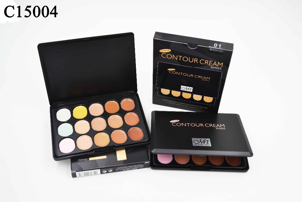Makeup Concealer Palette 15 Colors Contour Cream