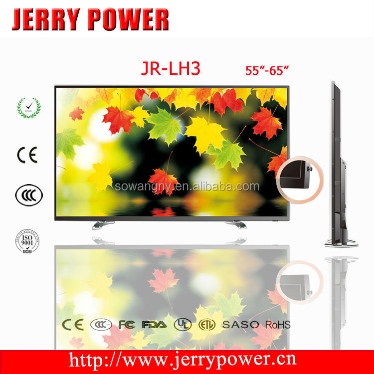 JR-LH3 Hot new product 4k china lcd smart tv price, wholesale lcd tv 55inch /65inch