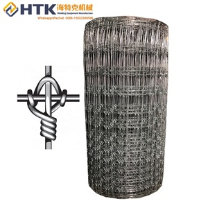 Galvanized Iron Wire Woven Fixed Hinge Joint Cattle and Farm Fencing Fence