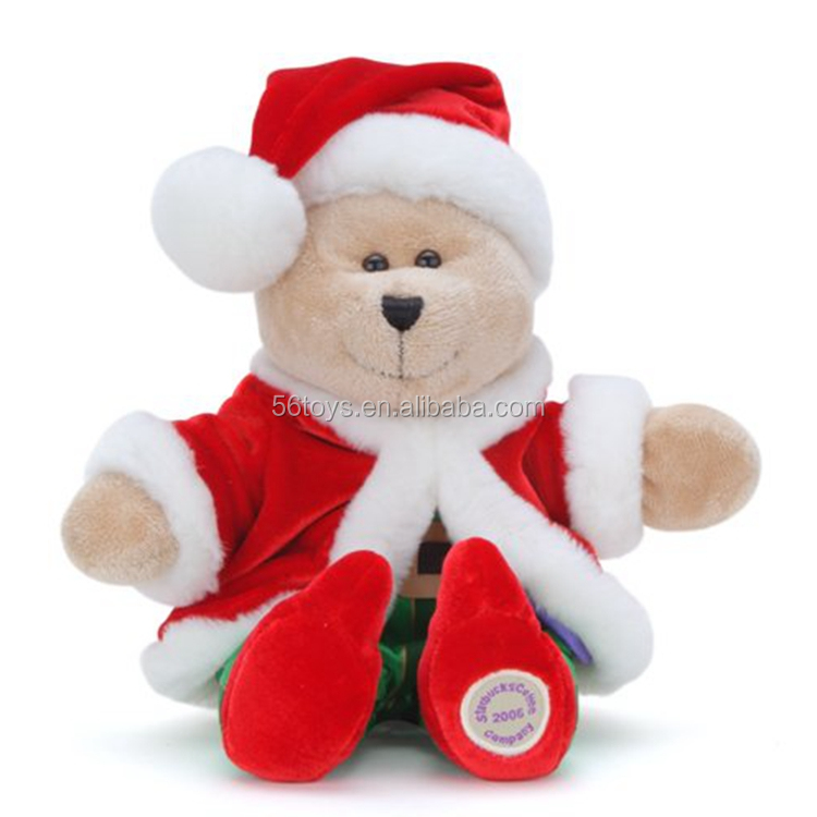 Fantastic Cute stuffed and plush santa claus for <strong>Christmas</strong>