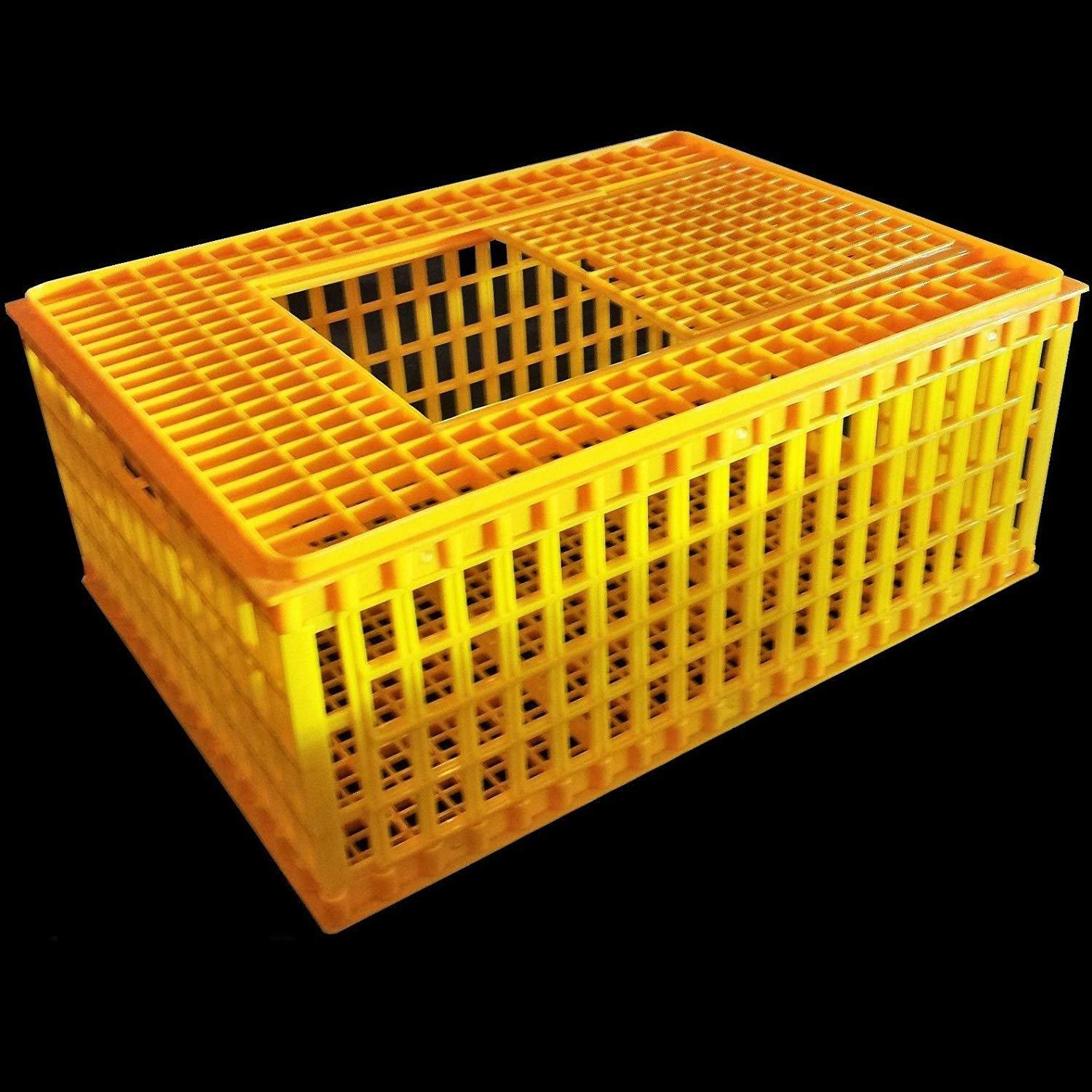 <strong>Chicken</strong> Plastic Collapsible Live Poultry Transport cages/Crates for <strong>Chicken</strong>