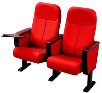 Bon Folding Auditorium Chair Cinema Chairs Cover By Fabric WN6601