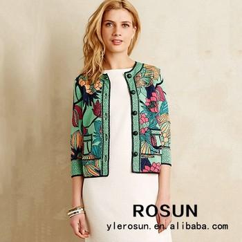 Mooie Truien Voor Dames.Mooie Truien Met Bloem Decoratieve Vest Gehaakt Trui Patroon Buy