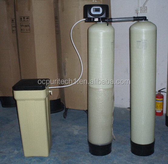 High quality Removing boiler water treatment hardness water softner