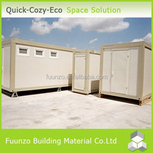 Good insulated Quick Build Well-designed Modular Light Steel Structure Warehouse