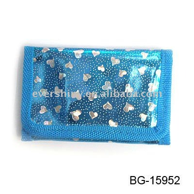 2011 new design top seller stylish trendy shiny pvc wallets and purses