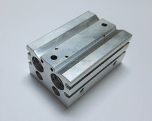 Aluminum alloy Customized Precision CNC machining parts CNC milling machined parts
