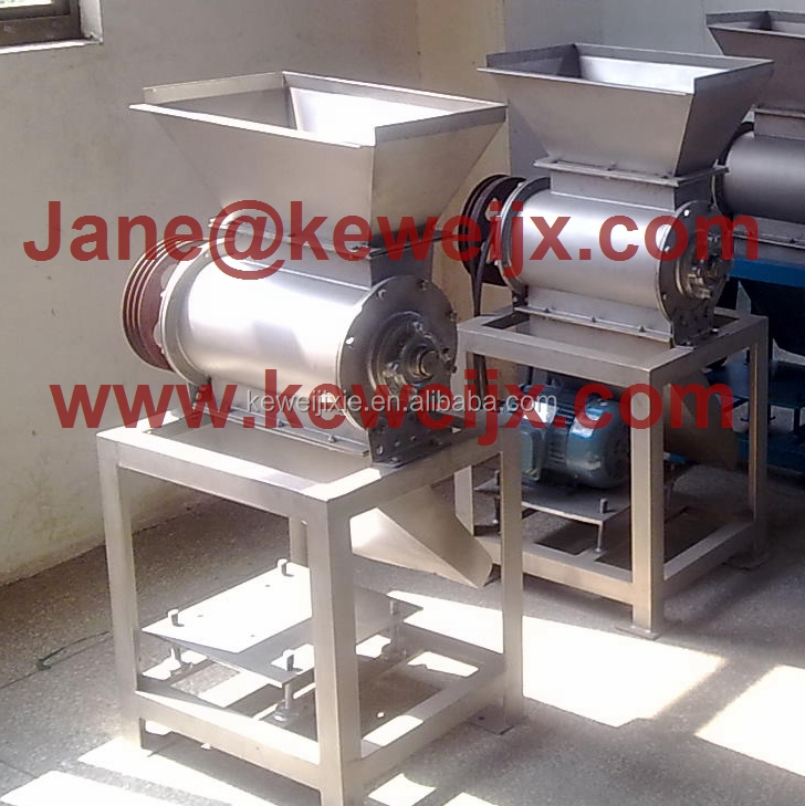 almond crushing machine/fruits and vegetable processing equipment