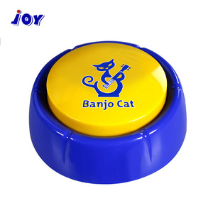 Cheap Custom Lovely Easy Talking Sound Button With Custom Message For  Christmas Gift