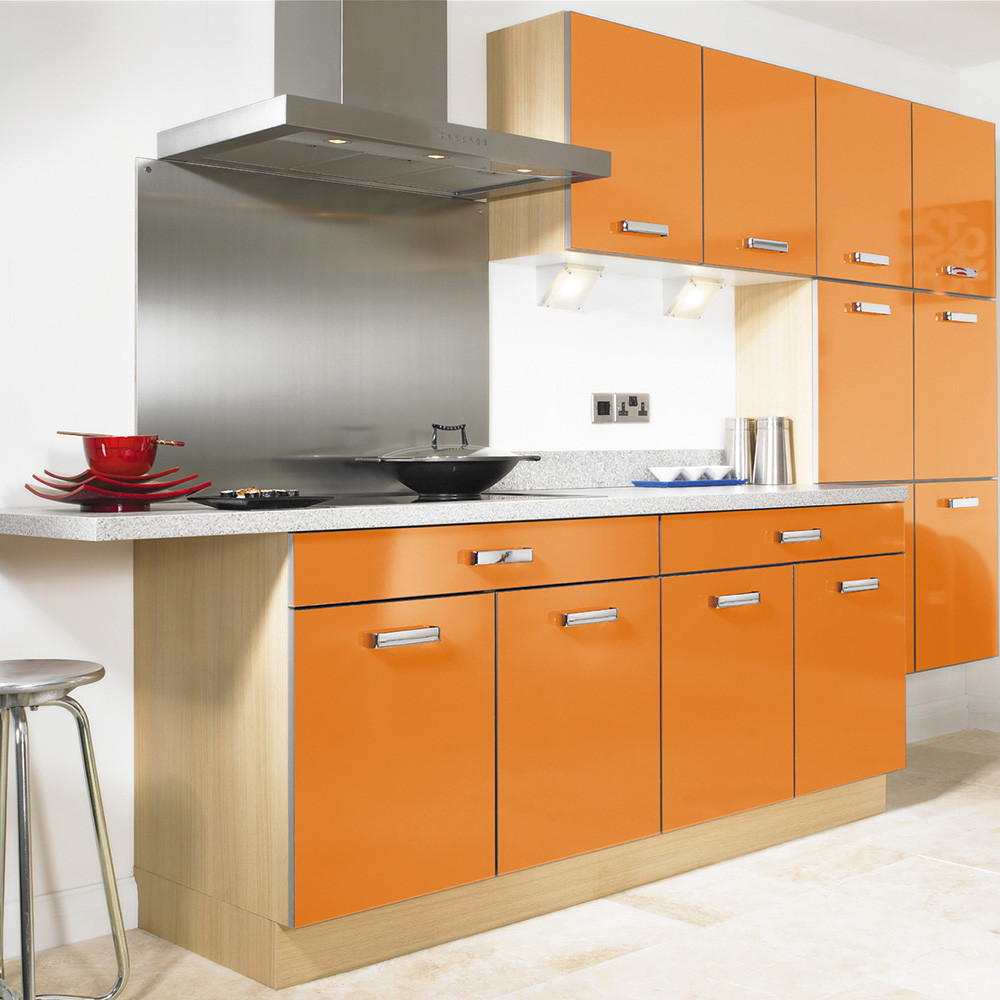 Kitchen Cabinets At Wholesale Prices: Wholesale Price Poly Kitchen Cabinets Import From China