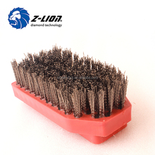 Diamond antique abrasive brushes /Frankfurt polishing brush