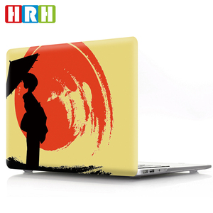 Cheap Price For Macbook Case Custom Print Case Japanese Style Kimono Hard Case For Macbook A1304 A2159 16 Inch A2141