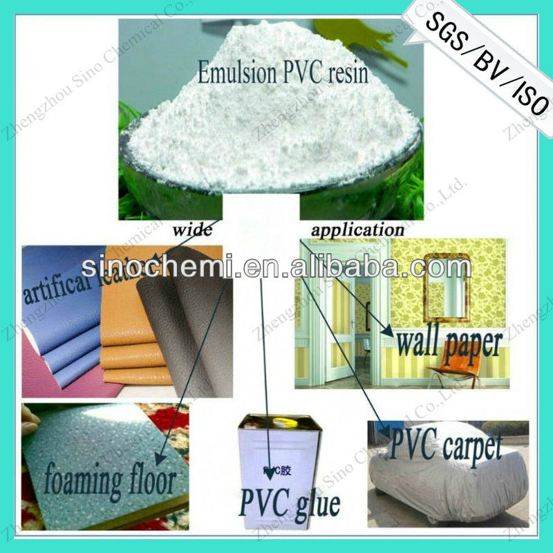 Hot-selling Formosa PVC Resin Suspension S65D