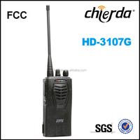 handheld vhf radios 2-way Radio with Urgent Alert(CD-3107g)