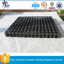 2017 HOT SALE Plastic Drainage board/drainage cell/drainage sheet 30mm height