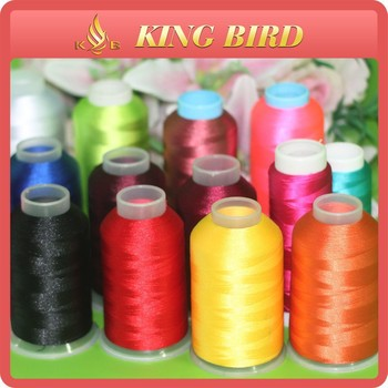 2018 Different Types 120d 2 Viscose Rayon Embroidery Bobbin Thread