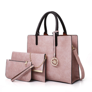 3 Piece Bags Women Handbags Beach Free Shipping Set Of Ladies Bags