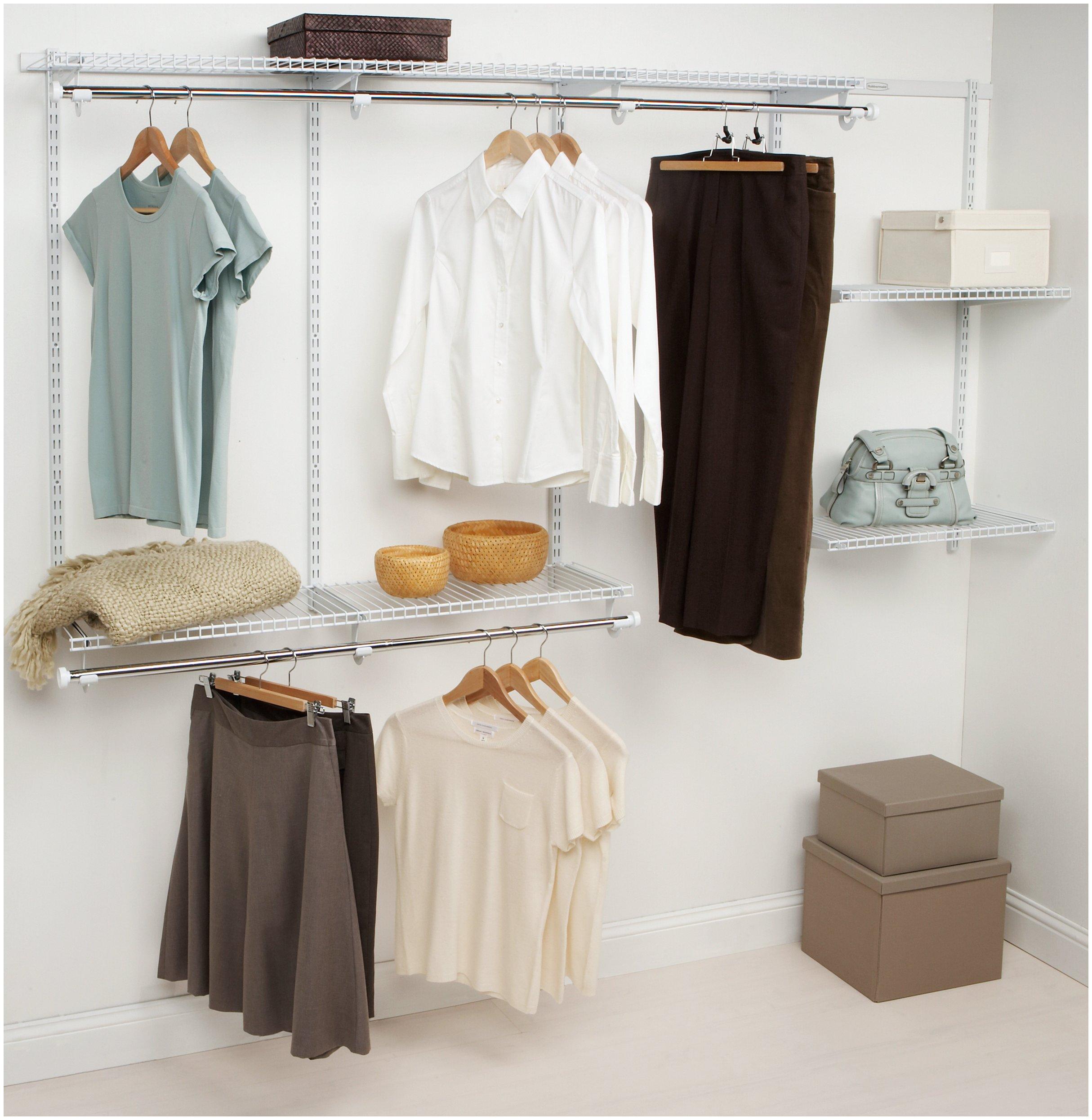 Cheap Rubbermaid Closet Kits Find Rubbermaid Closet Kits