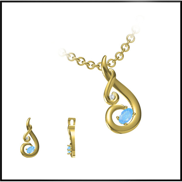 cad jewelry file in stocks Cad pendant Jewelry