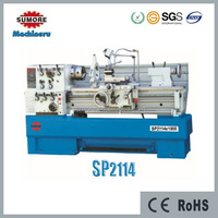 chinese metal lathe machine professional mini used metal lathe for sale SP2114