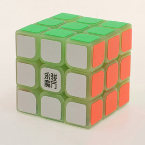 Durable Amazon 3x3x3 innovation magic cube for children