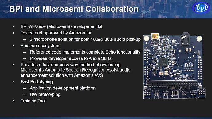 Alexa Ai Mic Voice (microsemi) Module For Speark Wireless Smart - Buy Voice  Board,Ai -mic Board,Wireless Heart Rate Module Product on Alibaba com