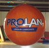 Factory custom made PVC inflatable helium advertising balloon/helium sphere H4091