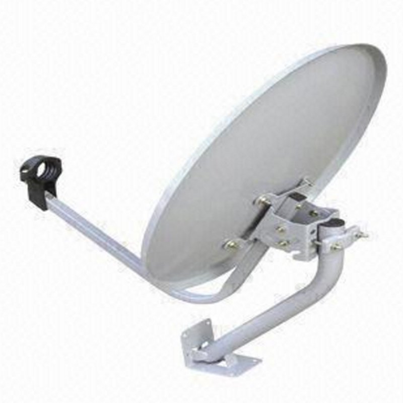 Wall Mount 60 cm Ku Band Dish Satellite Antenna Hot Sales in Philippines market