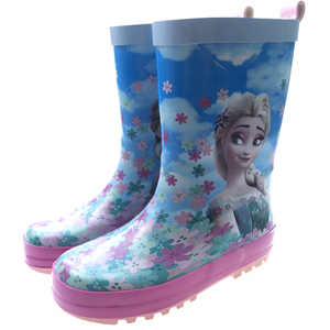 Wonderful Cartoon Boots Girls Ankle Boots Wellington Rubber Rain Boots