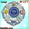 High grade complete law enforcement badges