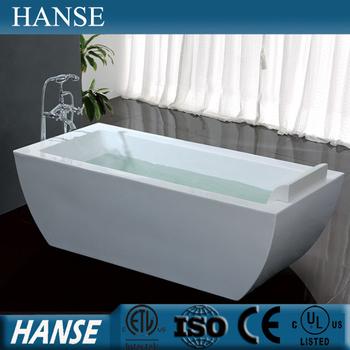 Hs-b555 Bathroom Royal Best Acrylic Free Standing 1800 Bathtub - Buy ...