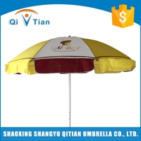 High quality new style adjustable folding beach umbrella