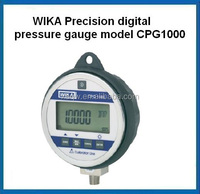 Made in Germany Wika Digital pressure gauge CPG1000 for precision measurements