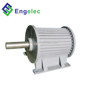 3KW 96/120VAC 3 phase permanent magnet generator 300/400/700rpm low rpm alternator india