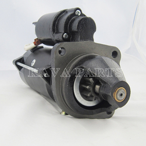 Starter Motor For Perkins 2873K608 2873K612 2873K607