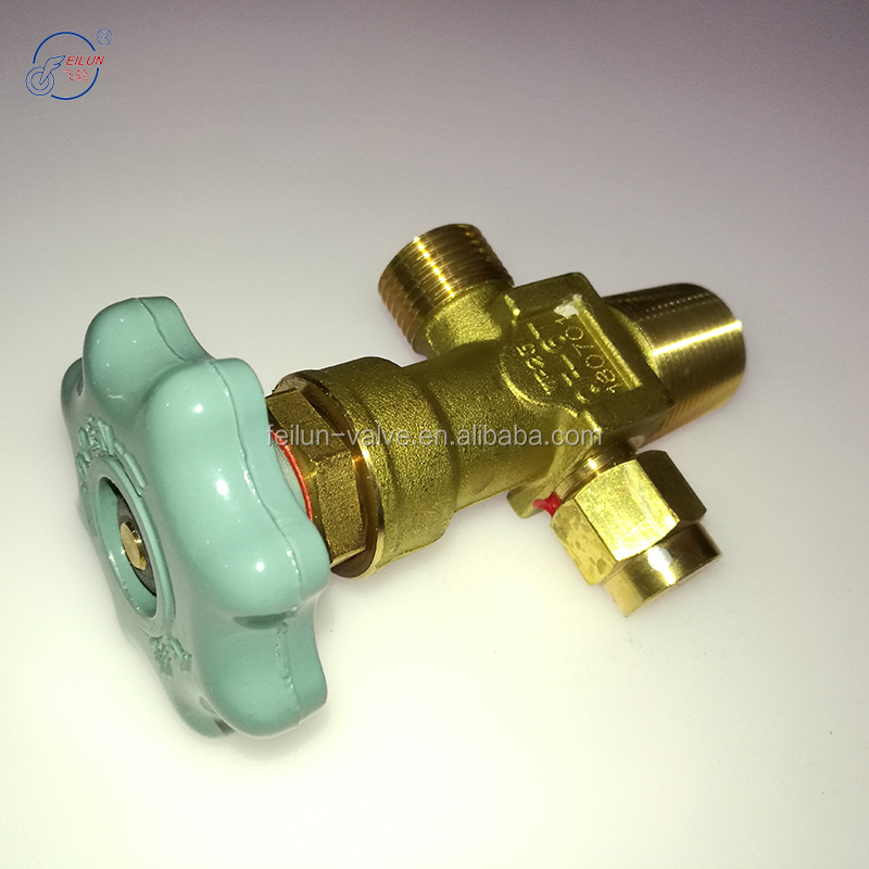 Qf-6t High Pressure Cng Tank Valve(cng Cylinder Parts) - Buy Cng Tank  Valve,Natural Gas Valve,High Pressure Shut-off Valve Product on Alibaba com