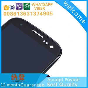 mobile phone spare parts send by DHL or FEDEX Lcd Digitizer For Samsung S3 I9300 I747 T999