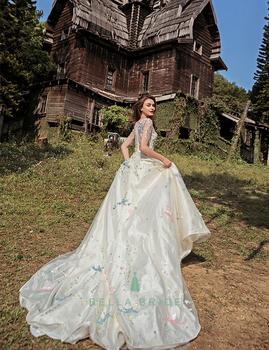 Abiti Da Sposa Cinesi.Immagini Reali Di Belle Abiti Da Sposa Abiti Da Sposa 2017 Abiti